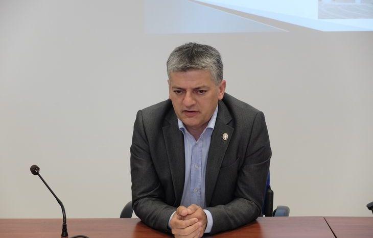 Luigi Bertschy, Assessore alla Sanità, Salute e Politiche sociali