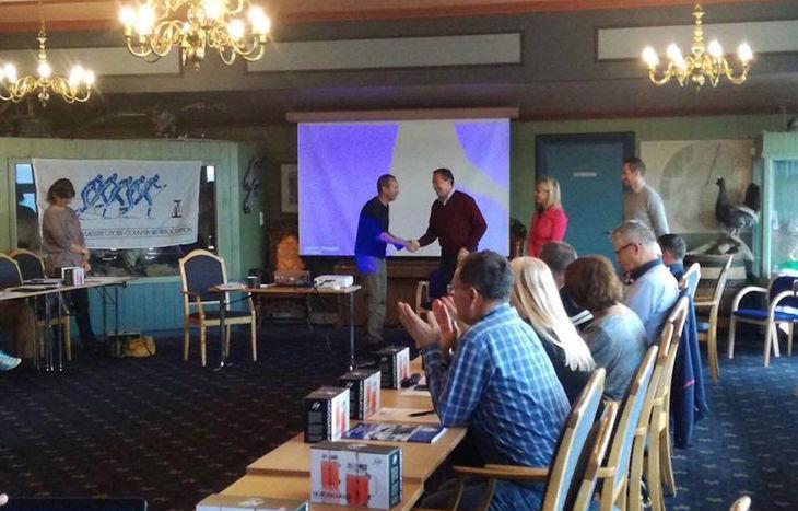 Assemblea del World Master Cross Country Ski Association che si è tenuta a Beitostolen in Norvegia.