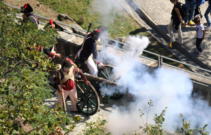Napoleonica 2017 al Forte di Bard - Foto Massimiliano Riccio