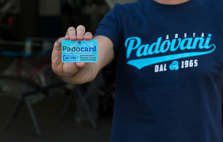 Padocard