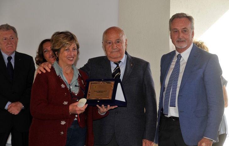 Premio regionale del volontariato all'Associazione San Vincenzo De Paoli