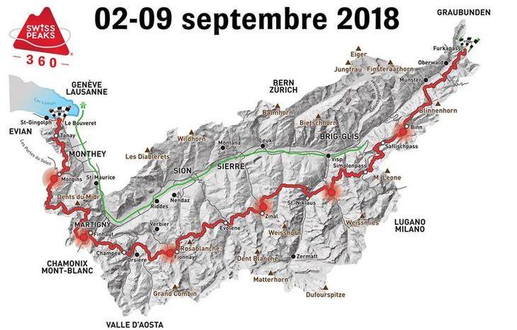 Swiss Peaks 360