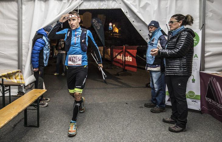 Franco Collé a Cogne - Foto di Stefano Jeantet
