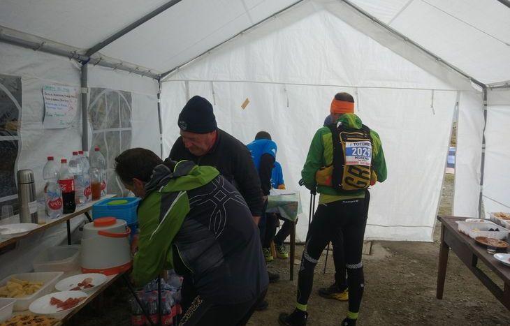 Rifugio Cuney, tor 2017