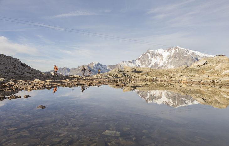 Ultra Tour Monte Rosa - Foto Giacomo Meneghello