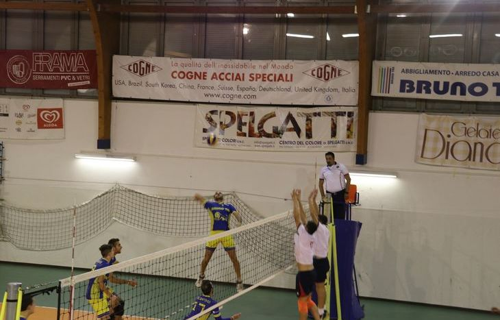 Bruno Tex Olimpia, volley