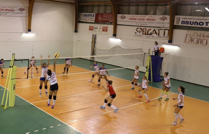 Ccs Cogne Volley