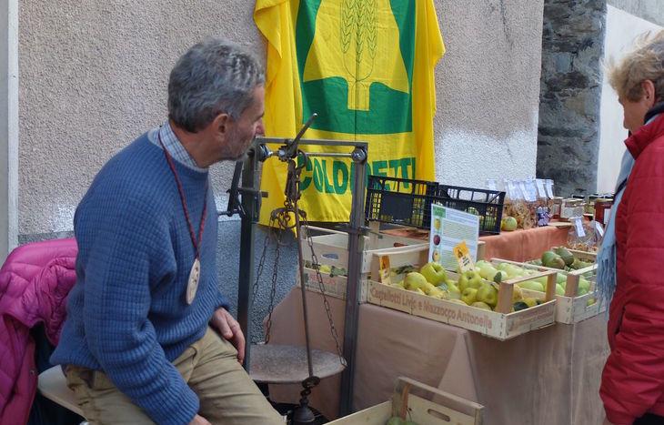 Mele Vallée - Mostra mercato sulle mele
