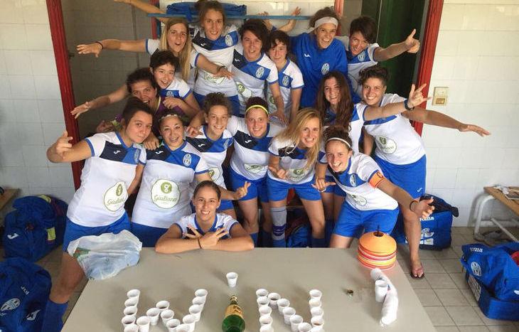 le ragazze del Saint-Vincent-Châtillon