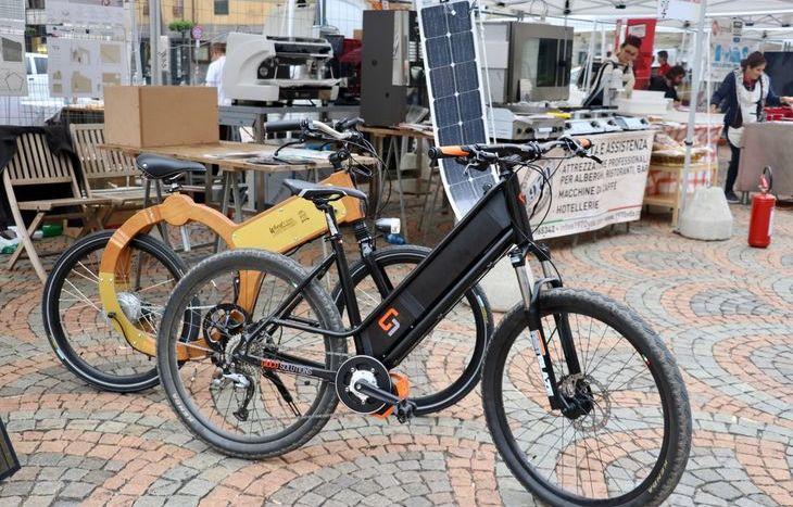 Giornata dell'Artigiano - Bici elettriche