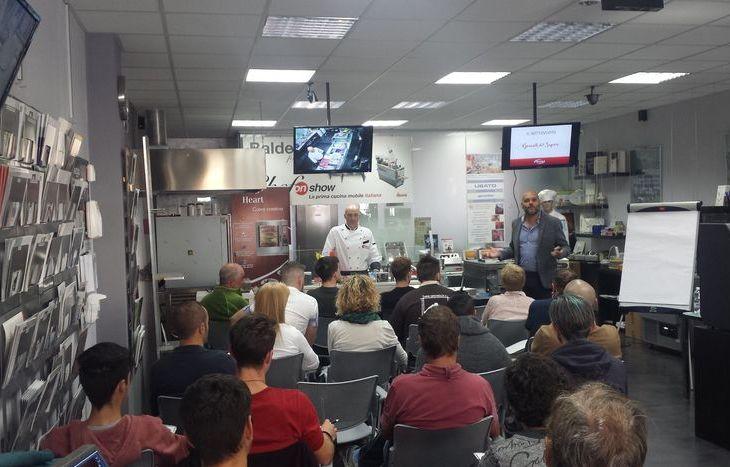 Seminario cucina sottovuoto Baldelli