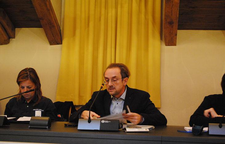 Andrea Piccirilli, Codacons Valle d'Aosta