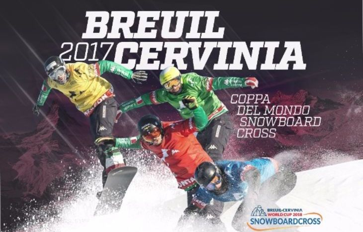 Coppa del Mondo 2017-2018 snowboard cross Cervinia