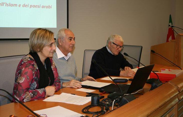 Vilma Gaillard, Gaetano Maiorana, Roberto Mancini