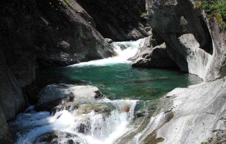 Bassa via - torrente Bassa Valle