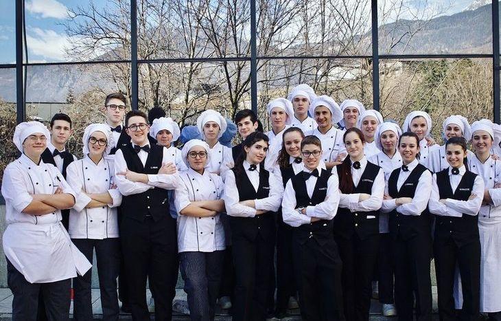 L'impresa valdostana 4bebetter degli studenti dell'Istituto alberghiero di Chatillon