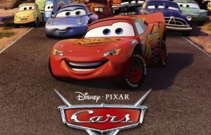 Cars – Motori ruggenti