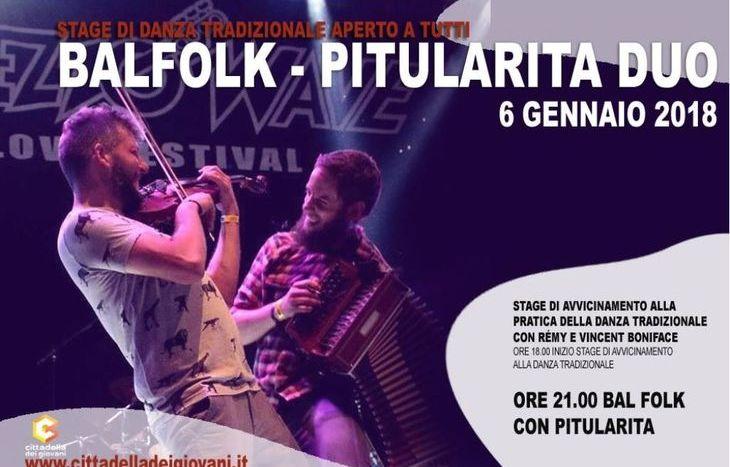 Balfolk - Pitularita Duo