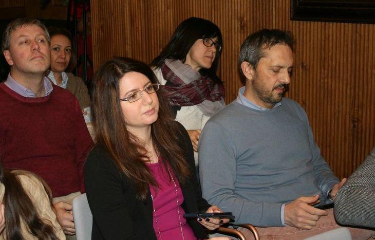 Fulvio Centoz, Sara Timpano, Jean-Pierre Guichardaz