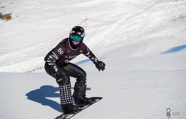 Coppa del Mondo di Snowboardcross a Cervinia - Foto Evi Garbolino