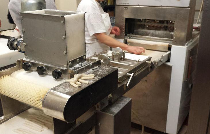 Ogni prodotto è realizzato nel laboratorio della pasticceria Vancheri.
