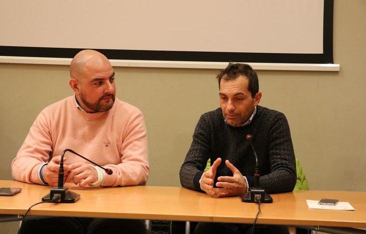 Carlo Marzi e Gabriele Pezzaglia