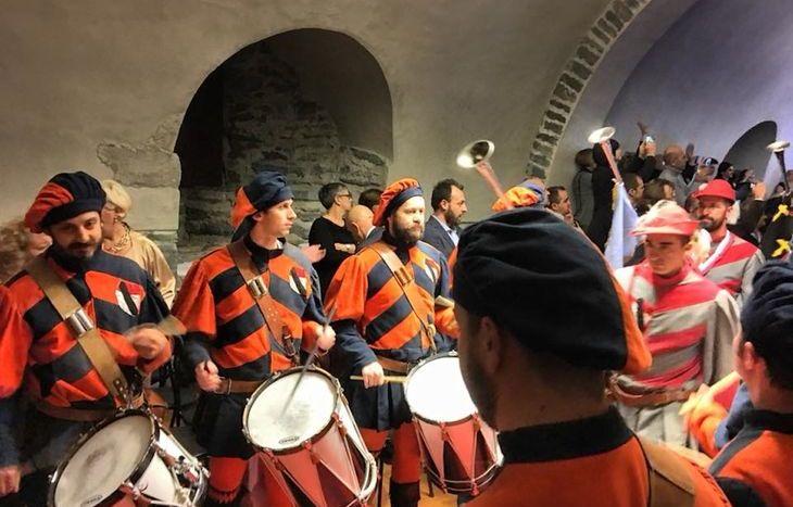 Veglione di apertura Carnevale Verrès - Foto di Fabio Marra