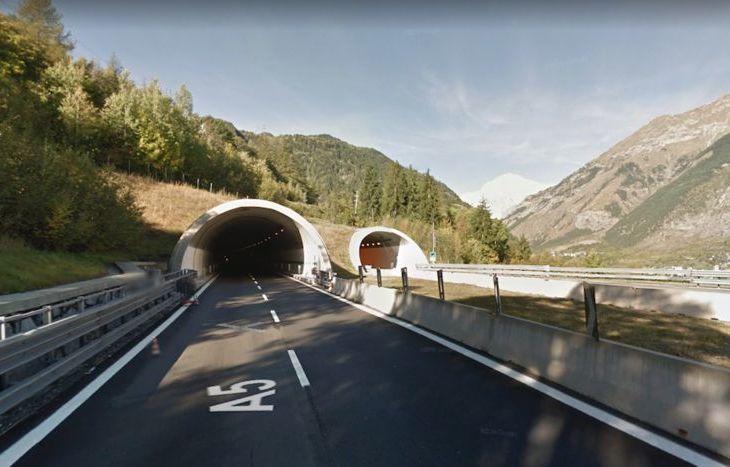 A5 Monte Bianco