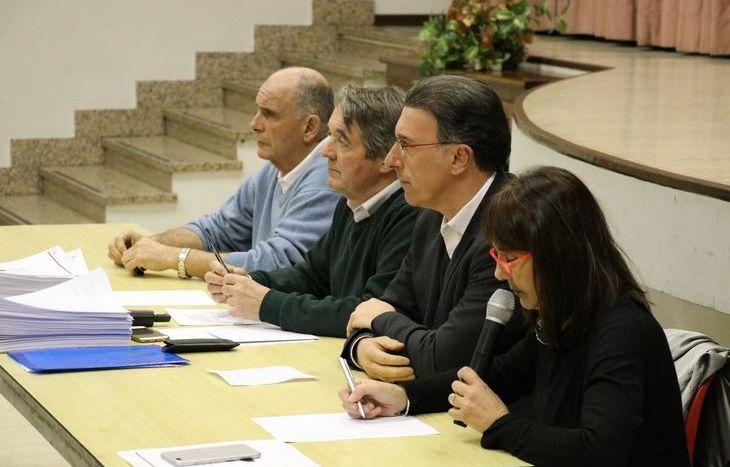 Augusto Rollandin, Ennio Pastoret, Albert Lanièce, Cristina Galassi