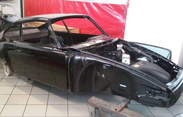 Carrozzeria Prestige Car