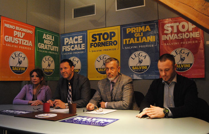 Distort Sammaritani Lega Nord