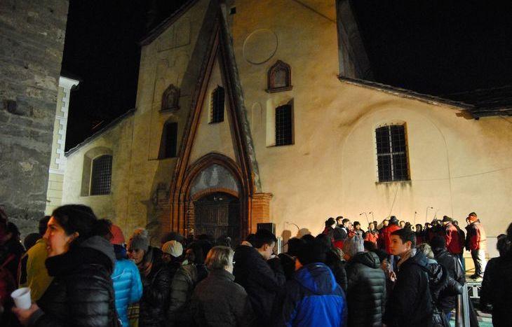 Sant'Orso 2018, la Veillà