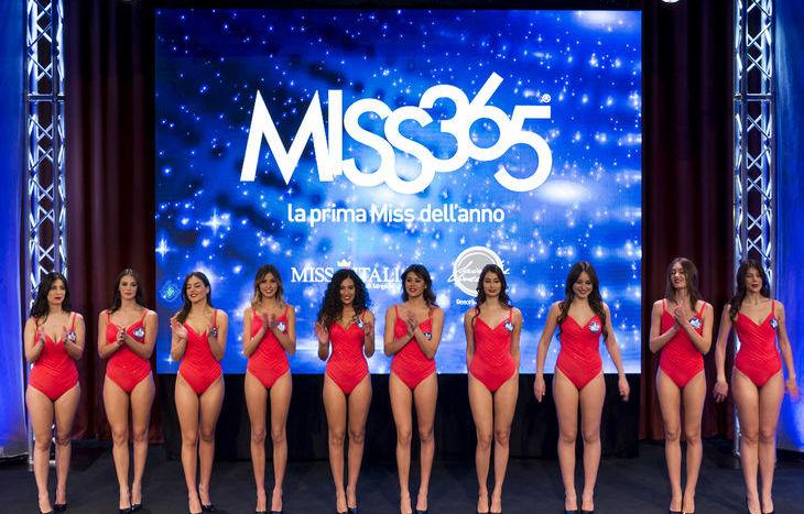 Miss 365 a Saint-Vincent – Foto di Simone Fortuna