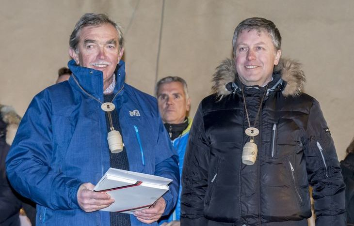Premiati Fiera Sant'Orso 2018  Francesco DI Vito