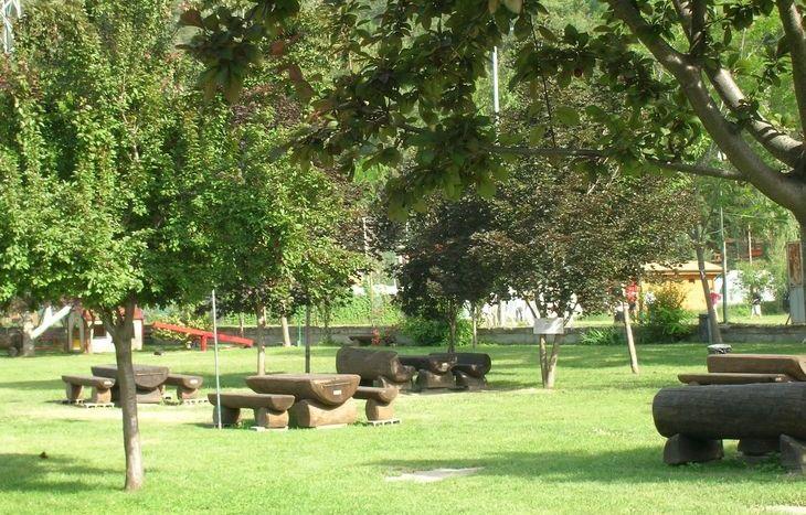 Area verde Parc Chavonne - Villeneuve