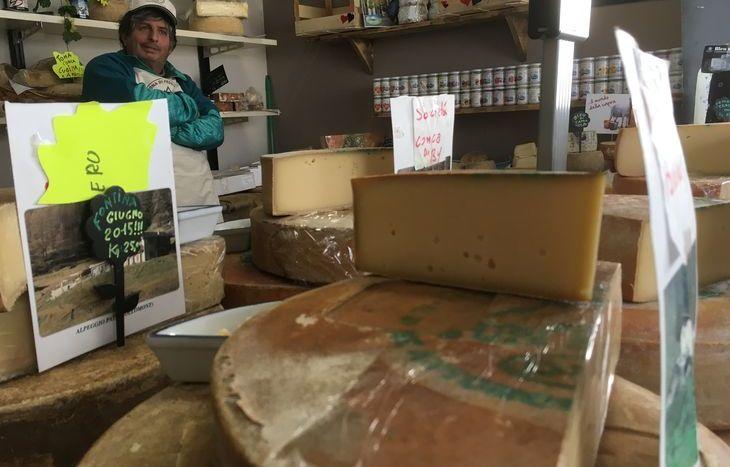 Sant'Orso 2018, il padiglione enogastronomico