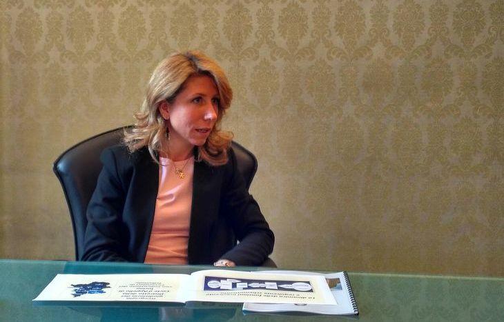 Il sostituto procuratore Eugenia Menichetti.