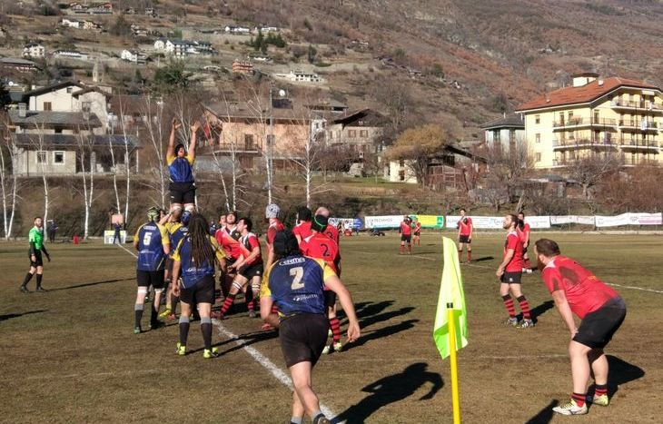 Stade Valdotain-San Mauro