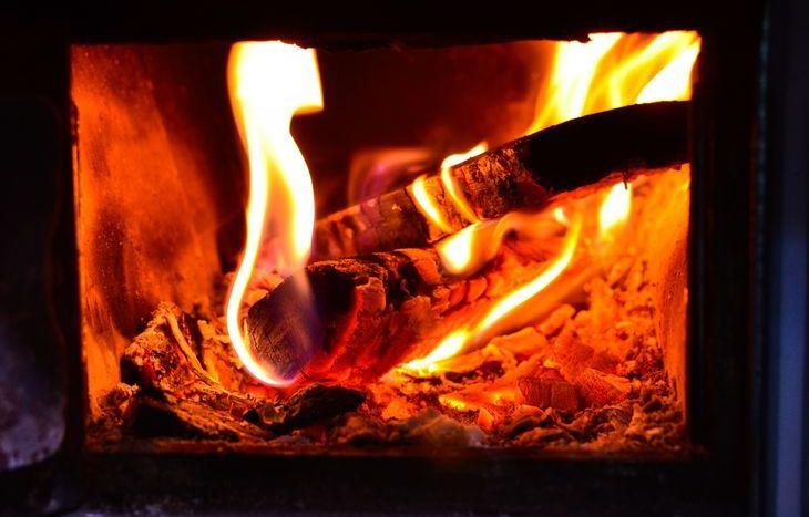Stufa a legna, monossido di carbonio