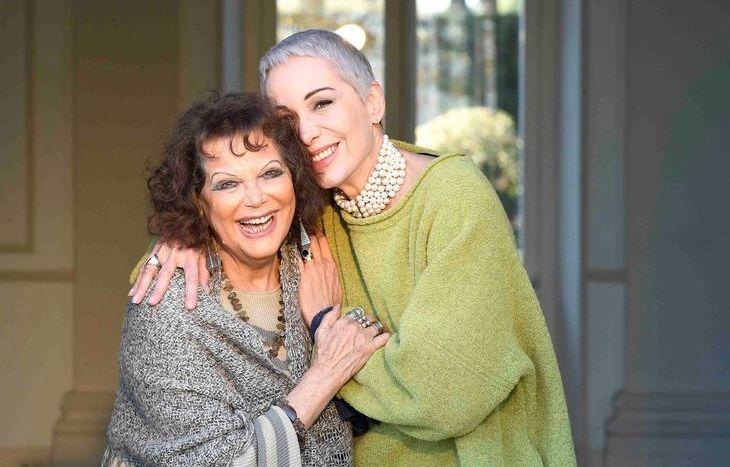 Claudia Cardinale e Ottavia Fusco
