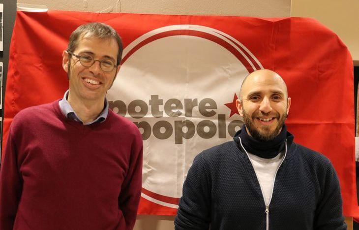 Alexandre Glarey e Francesco Rappazzo