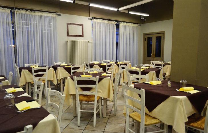 Osteria pizzeria Casa Aurora