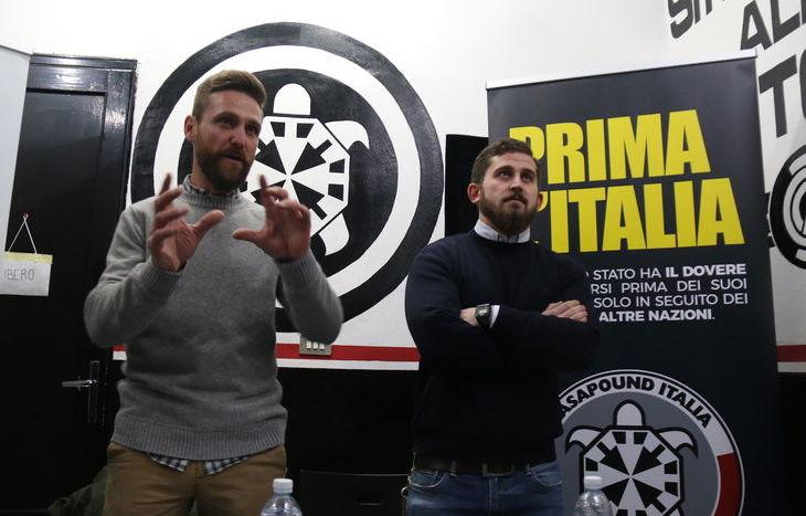 Sonny Perino e Lorenzo Aiello