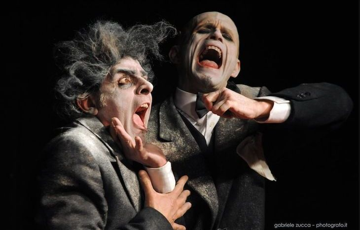 "Teatro per bambini: ""Tragicomic Heroes"""