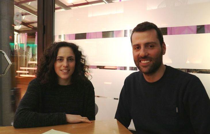 Federica Brignone e Roberto Greco