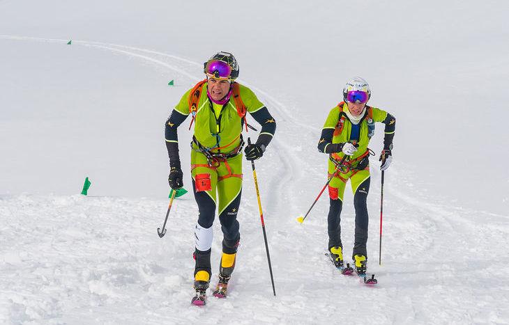 Boscacci-Magnini - Tour du Rutor Extreme 2018