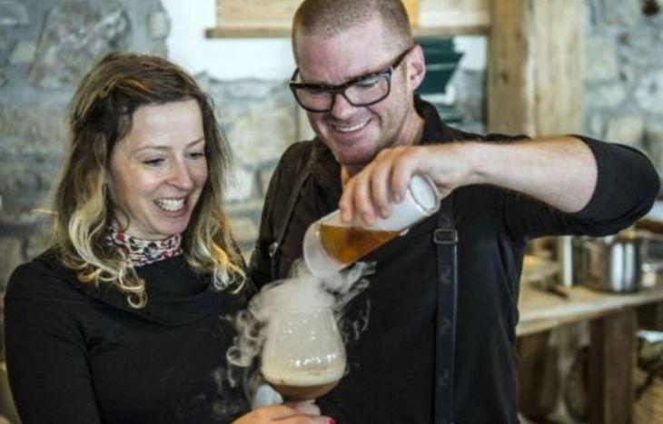 Heston Blumenthal - la ricetta in un bicchiere