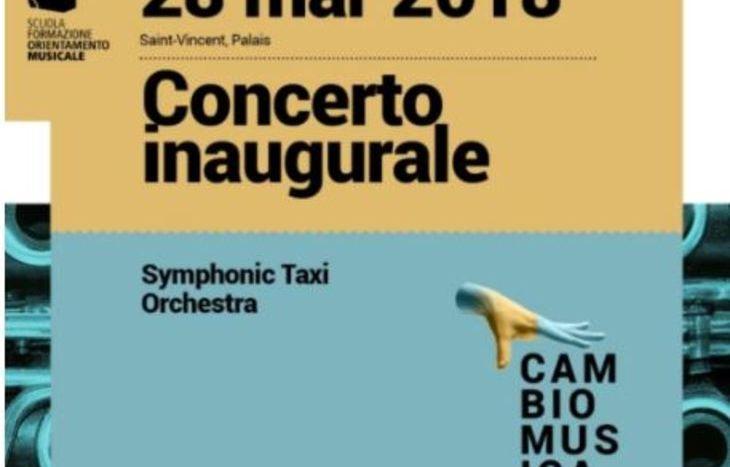 Concerto inaugurale - Symphonic Taxi Orchestra