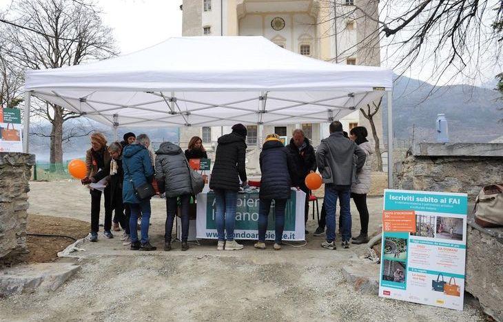 Giornate del FAI di Primavera - Castello di Aymavilles