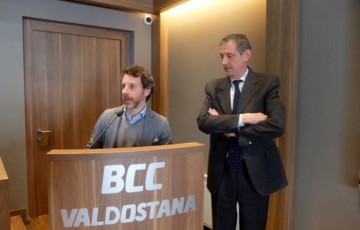 Patrick Vesan e Marco Linty